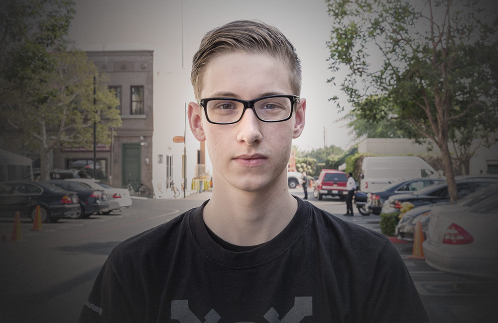 soren bjergsen how tall